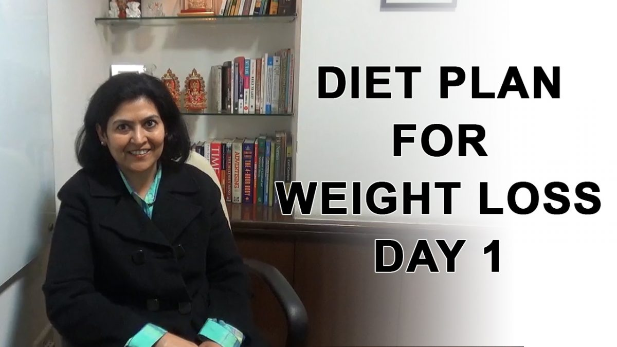 Diet-Day-1 Dr Shikha Sharma