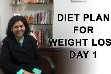 Diet-Day-1 Dr Shikha Sharma