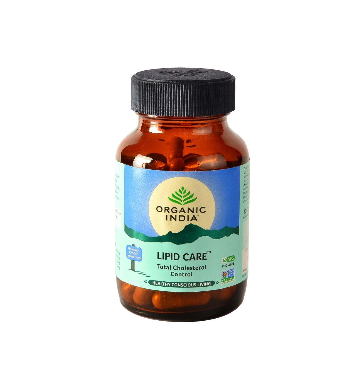 Lipid care 60 Capsules