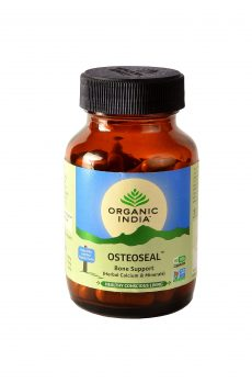 Osteoseal for arthritis control and strengthen bone health. Capsules by Organic India