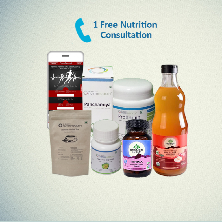 Weight Management Solution in a Box