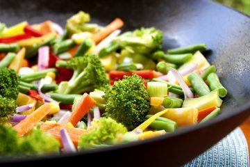 Sauté Vegetables with Herbs