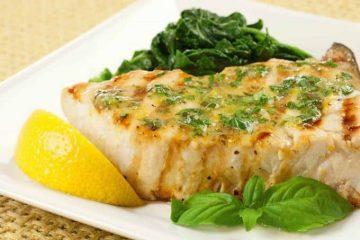 Lemon Basil Fish