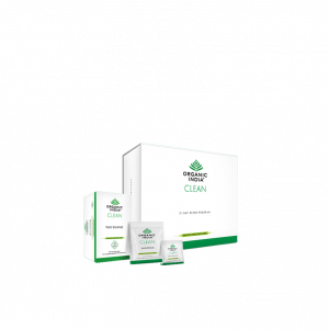 Organic India Clean Program