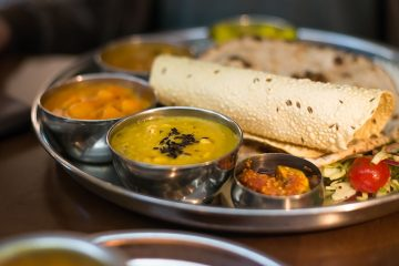 This Is How A Healthy Gluten Free Thali Should Be Like!