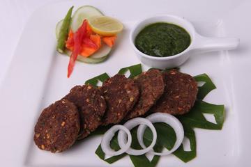 Chana Soya Kebabs