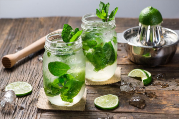 Green-Layered-Mojito