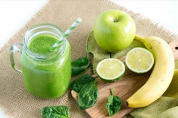 Skin Cleaner Green Smoothie